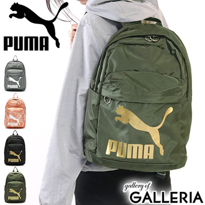 PUMA backpack original A4 daypack casual school lightweight high school  student mens ladies 074799 new arrival ... 6c41cccb8716a