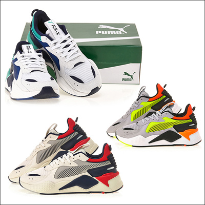 PUMA shoes[PUMA] RS,X Hard Drive / RS,X Toys / Unisex Shoes Womens Sneakers  Mens Running Shoes