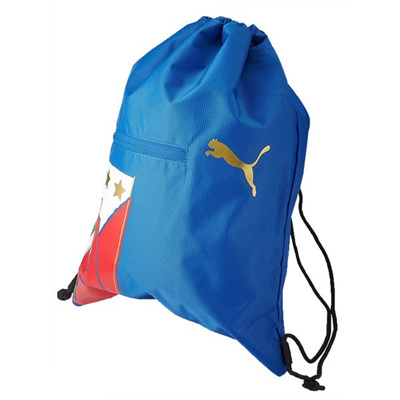 Qoo10 -  PUMA  Stylish PUMA Italia Badge Unity Gym Sac Bag Backpack  Drawstring...   Sports Equipment cb6dc770ef