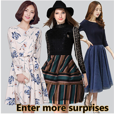 4dfbfb257968e Qoo10 - 【Purchase with Coupon】Promotions High quality dress ...
