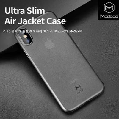 size 40 c2b26 38abe [Q-Commerce] Mcdodo Ultra Slim Air Jacket CASE ★ iPhone X/XS/XS MAX/XR/  Best Grip/Lens protection
