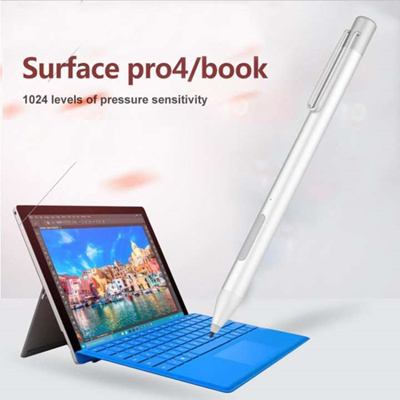 Qianmei Hot Touch Screen Active Tablet Stylus Pen for Surface Pro3 Pro4