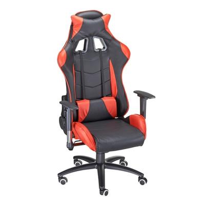 Racing Gaming Chair Race Car Seat Office Computer Desk Highback PU Leather  sc 1 st  Qoo10 & Qoo10 - Racing Gaming Chair Race Car Seat Office Computer Desk ...