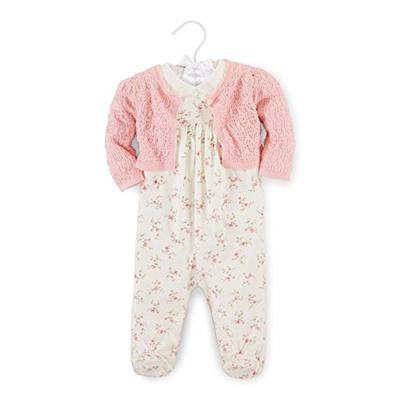 bc149e4f3 Qoo10 - Ralph Lauren Childrenswear Infant Girls Cardigan, Coverall ...