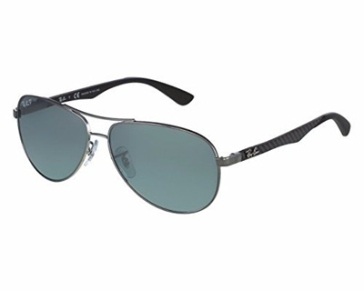 2565edb9b2 Qoo10 - (Ray-Ban) Ray-Ban Men s 0RB8313 Polarized Square Sunglasses