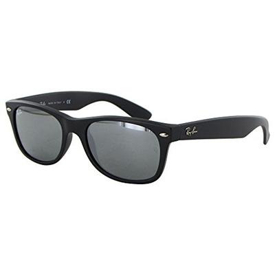 b12dc677e488 Qoo10 - Ray Ban Womens RB2132 New Wayfarer Classic Square Sunglasses ...