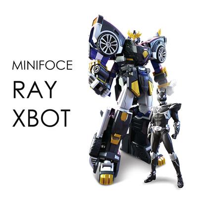 Qoo10 Ray Bot Mini Force 2018 New Version Miniforce X