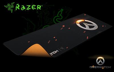Qoo10 - Razer Overwatch Razer Goliathus Speed Edition (Extended
