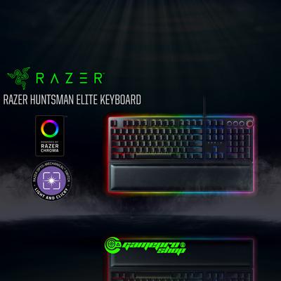RazerRazer Huntsman Elite OPTO - Mechanical Gaming Keyboard / Authorised  Reseller / Local Warranty