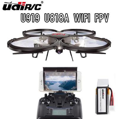 Rc Drone U818A Wifi Updated Version FPV UDI U919A Big Size Remote Control Helicopter Quadcopter