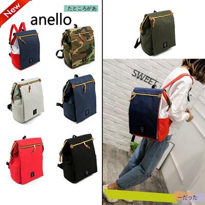 e5cf50f88b Qoo10 -  READY STOCK Anello Flap Cover Rucksack Backpack Shoulder Bag  School B...   Bags Shoes   Acc..