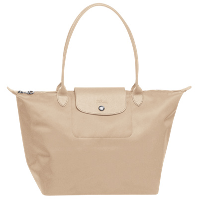 (ReadyStock) Longchamp Le pliage Neo 1899578005 Beige