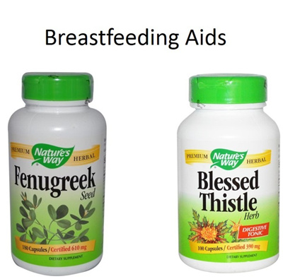 Natures Way Fenugreek Seed 610mg 180 caps / Blessed