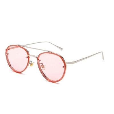 4e0b5bc2e22 Qoo10 - Reclow RECLOW H72 PINK Tint Sunglasses   Fashion Accessories