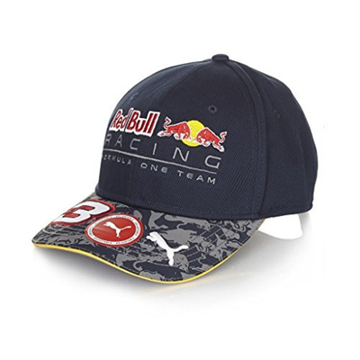 Red Bull Racing  3 Formula 1 Daniel Ricciardo Puma Baseball Hat Adjustable 1dc2c1b2b23