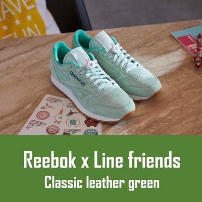 2530becfab161 prev next. Similar items. ReeBok 2018 New Arrivals Reebok x Line friends  collaboration sneakers   4 styles   Unisex