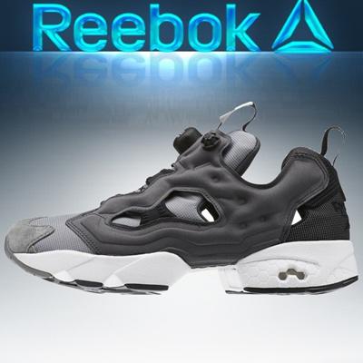 340f9d47561 Qoo10 - REEBOK INSTAPUMP FURY TECH AR0625 woman man shoes sneakers running  sli...   Shoes