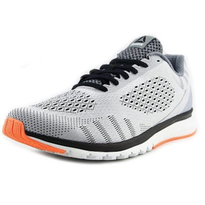 3101a8fb52540b Qoo10 - Reebok Print Smooth Ultk Men Round Toe Synthetic Gray Running Shoe    Bags Shoes   Accessorie.