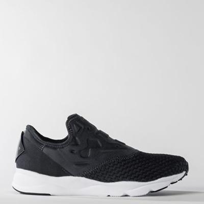 f54e48b1b661 Qoo10 - Reebok UNISEX Furylite Slip on Running SHOES BS5874 Sneakers ...