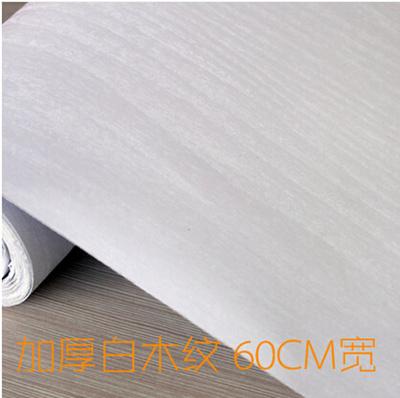 Regards News Thick Wood Paper Pvc Self Adhesive Wallpaper Wallpaper Wardrobe Door Furniture Renovation Waterproof Wall Stickers Vinyl Film