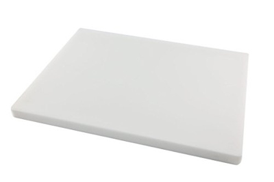 Restaurant Thick Plastic Cutting Board Nsf Fda Roved 18 X 12 1