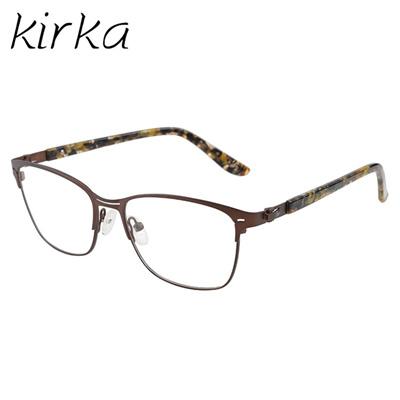 16293683c4 Qoo10 - Retro Glasses Brown Eye Glasses Frames For Women Clear Frame Glasses  E...   Fashion Accessor.