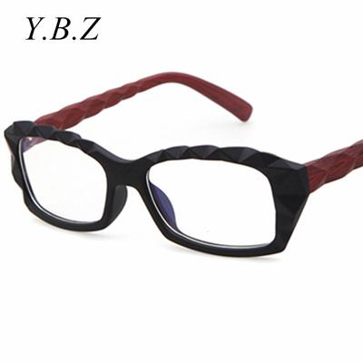 Qoo10 - Retro Glasses Frame Cat eye Eyeware women optical frames ...