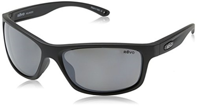 3344f1c6d1 Qoo10 - Revo RE 4071 Harness Polarized Rectangular Sunglasses ...