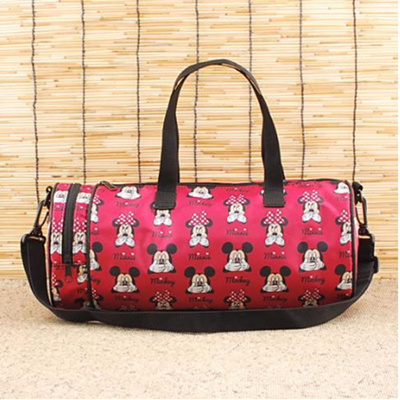 Rexi RichIDisney Mickey Mouse Bag Handbag Purse Shoulder Tote Bag    Red  colour    Size 33.5x16 cm. 35106fe15c3f2