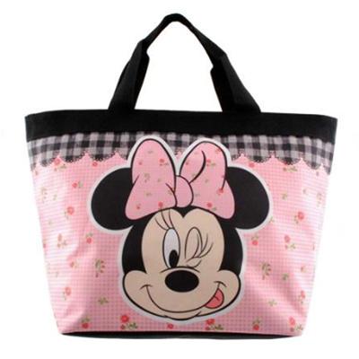 Qoo10 Disney Minnie Mouse Handbag Purse Shoulder Tote Bag Pink