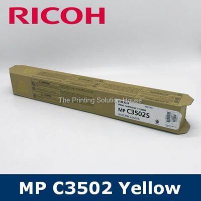 Toner Cartridge Original Ricoh Yellow