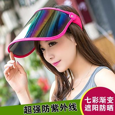 d95f6055fe6 Qoo10 - Ride visor Hat Lady summer sun hats UV Sun caps electric cars  face-cov...   Men s Bags   Sho.