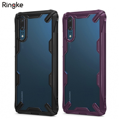 huge selection of c2b03 d8334 [RINGKE]Ringke Fusion X Huawei P20 / P20 Pro/iPhone X/8/7/Galaxy S9/LG G7  Case★Casing/huawei