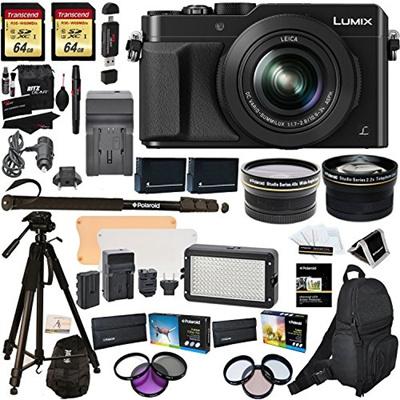 Ritz Camera Panasonic LUMIX LX100 Black Variation