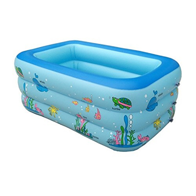 Qoo10 - (ROAD) Child PVC Inflated swimming pool adult Thicker ...