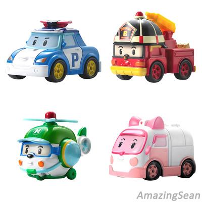 Qoo10 robocar diecast toys - Robocar poli heli ...
