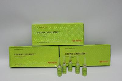 Rodotex Nano Vitamin C + Kollagen ( Rodotex Nano Hijau – Injeksi )