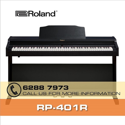 qoo10 local authorised seller roland rp 401r digital piano tv entertainment. Black Bedroom Furniture Sets. Home Design Ideas