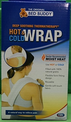 Qoo10 - Rolyn Prest Bed Buddies Hot/Cold Packs Body Wrap (23L x 16.5 ...
