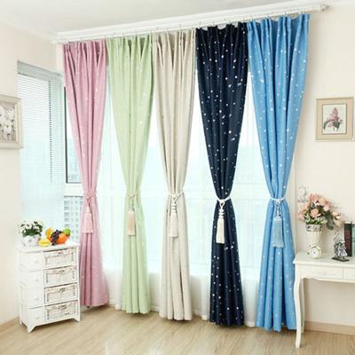 Roman Blackout Curtain ☆ 92% Sunlight Blockout ☆ HDB Curtain ☆ Condo/House  Curtain