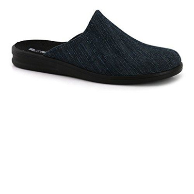 President 144 for men. Comfortable slipper from textile in elegant shades.