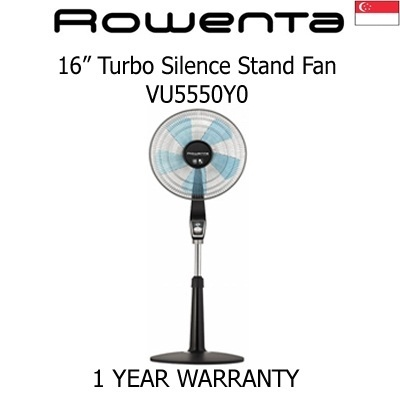 rowenta stand warranty electronics item pedestal turbo fan g year silence home inches w