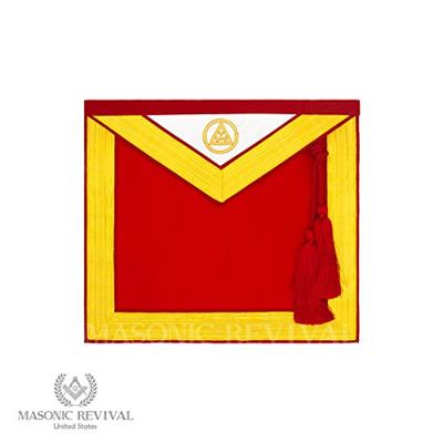 Royal Arch Zerubbabel Member Apron by Masonic Revival