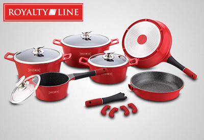Qoo10 cookware set kitchen dining for Qoo10 kitchen set