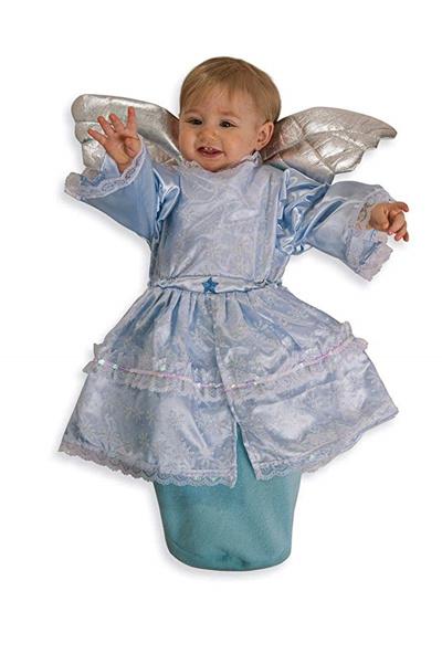 Deluxe Child Angel Costume