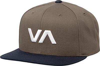 bd68ab3b68c Qoo10 - RVCA Men s VA Snapback II Hat, Pewter, One Size   Fashion  Accessories