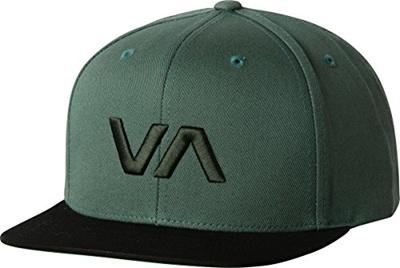 Qoo10 - RVCA Mens VA Snapback II Hat   Men s Bags   Shoes 3fa777770baa