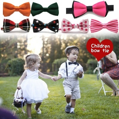 4a85158fd961 Qoo10 - S3A♬ Unisex Children Bow Ties Boys BowTies Kids Bow Tie Boys  Neckties ... : Sportswear