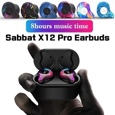 Sabbat E12 Ultra QCC3020 Updated /X12 pro Wireless Earphone Earbuds 5 0  Bluetooth Sport Headset