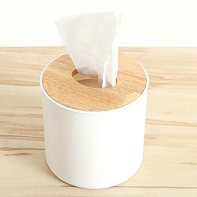 Safebet Wooden Tissue Box Holder